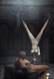 The Inquisition Part 9 - The slut felt that alright by Agan Medon