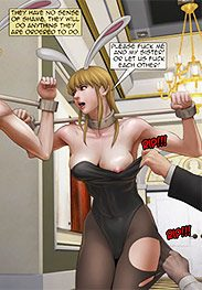 Feather fansadox 429 - And so, the girls begin their new lives as sex slaves