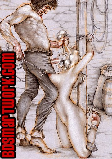 Tim richards bdsm drawings